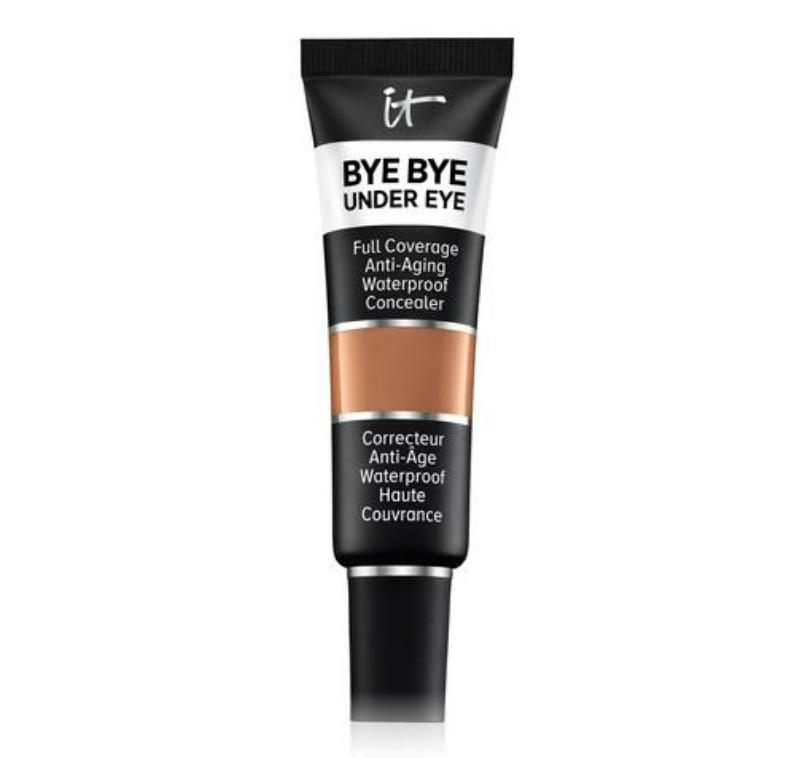 IT Cosmetics Bye Bye Under Eye Full Coverage Anti-Aging Waterproof Concealer Deep 40.5
