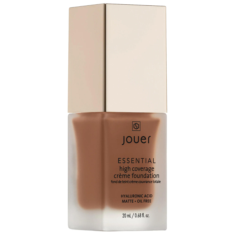 Jouer Essential High Coverage Creme Foundation Cinnamon Mini