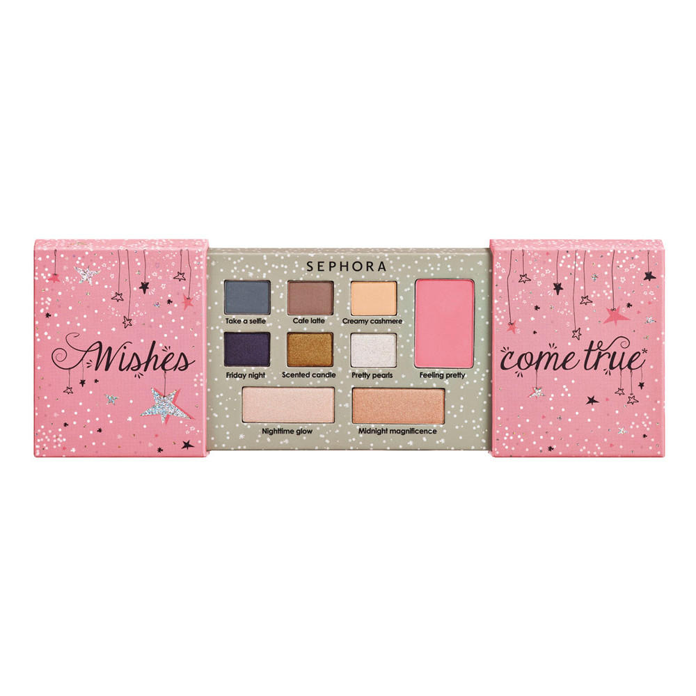 Sephora Eye And Face Makeup Palette Wishes Come True
