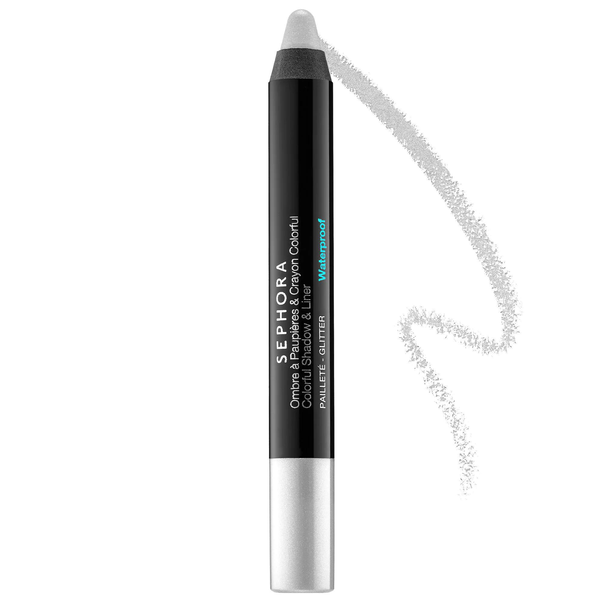 Sephora Jumbo 12hr Wear Eyeliner White Glitter 32