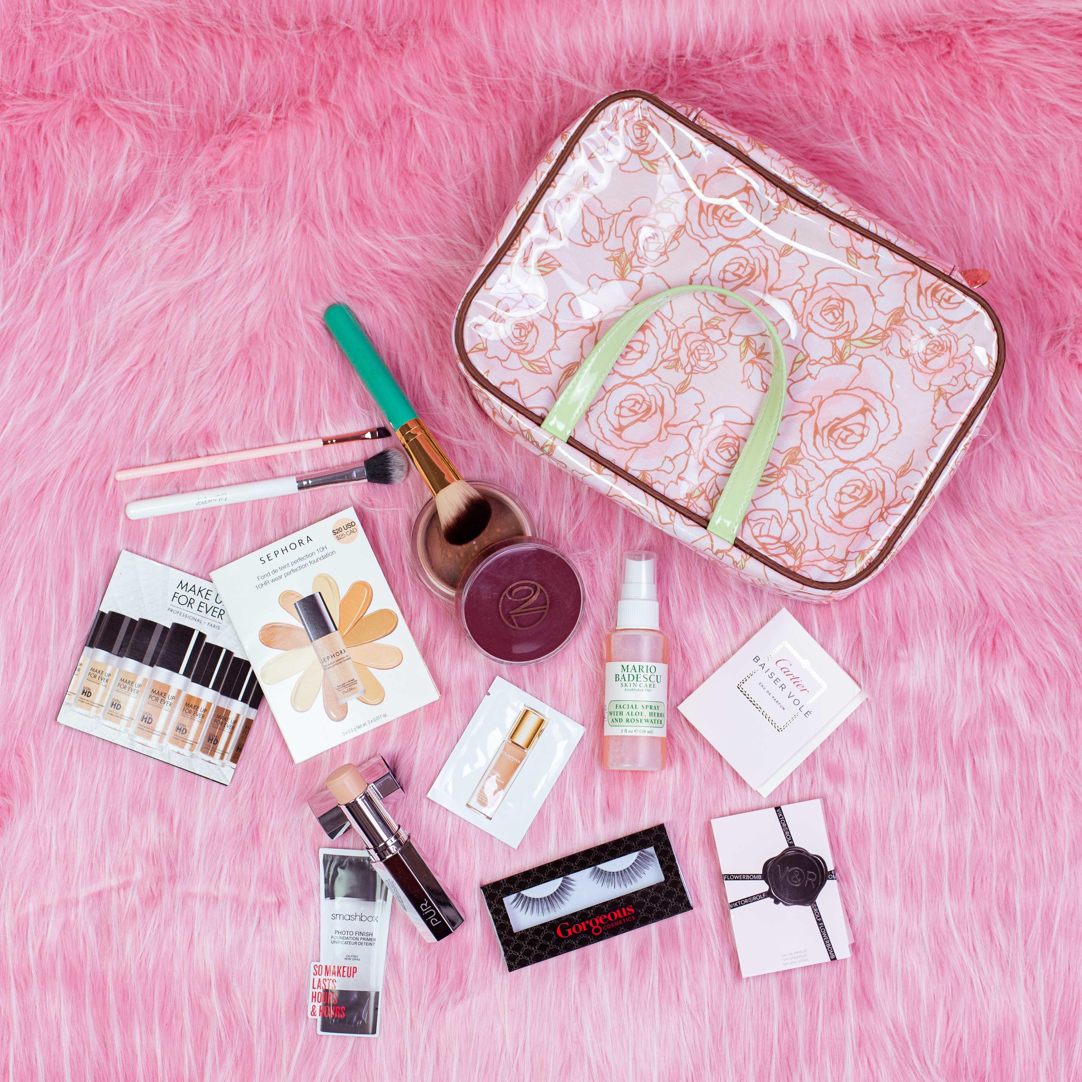 💖 Hottie Haul PUR Cosmetics Roses 65