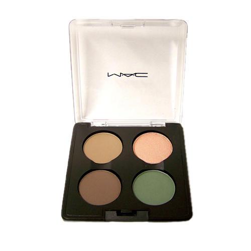 MAC Eyeshadow Quad Sultress Eyes 4