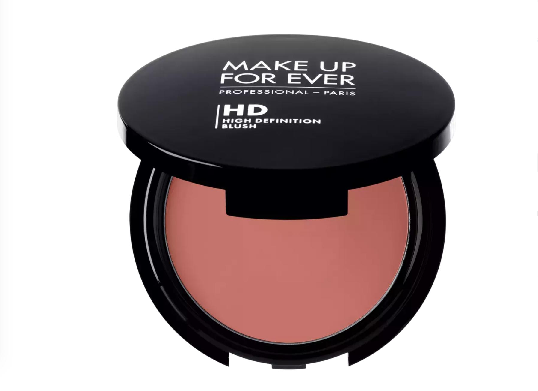 Makeup Forever HD Second Skin Creme Blush Brown Copper 425