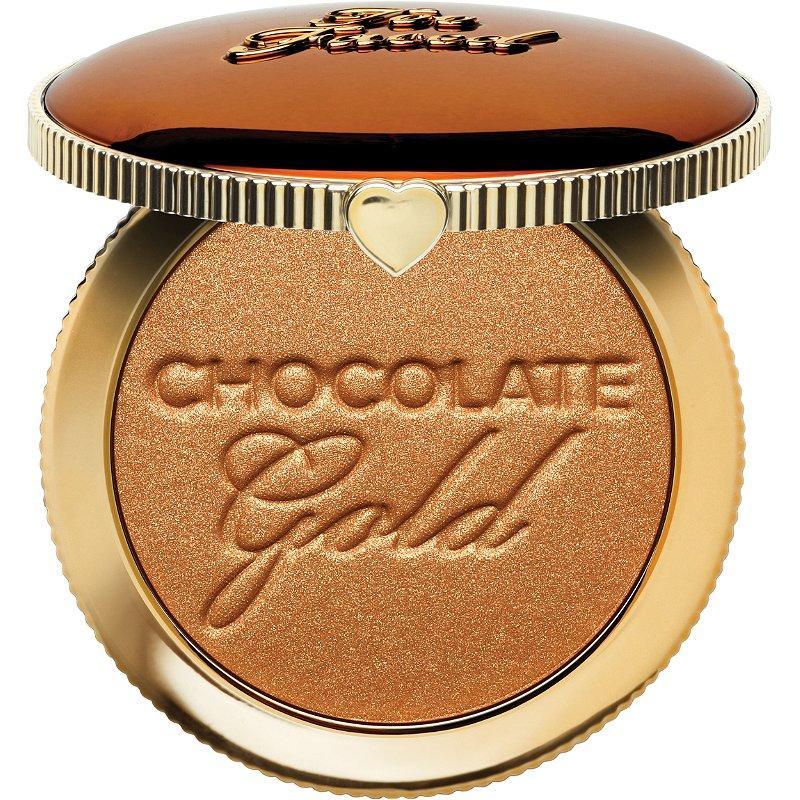 Too Faced Chocolate Gold Soleil Bronzer Luminous