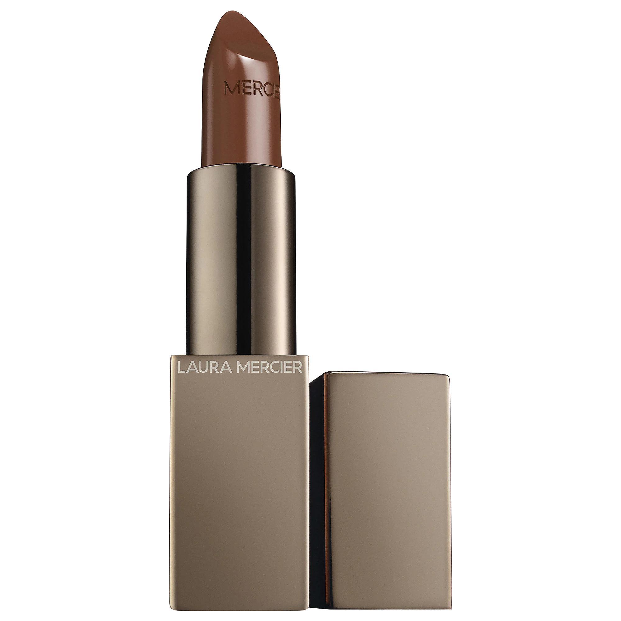 Laura Mercier Rouge Essentiel Silky Creme Lipstick Brun Naturel