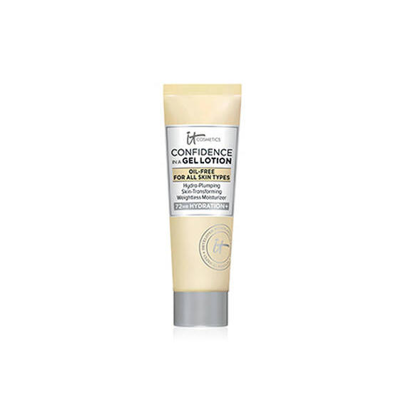 IT Cosmetics Confidence In A Gel Lotion Moisturizer Travel 15ml
