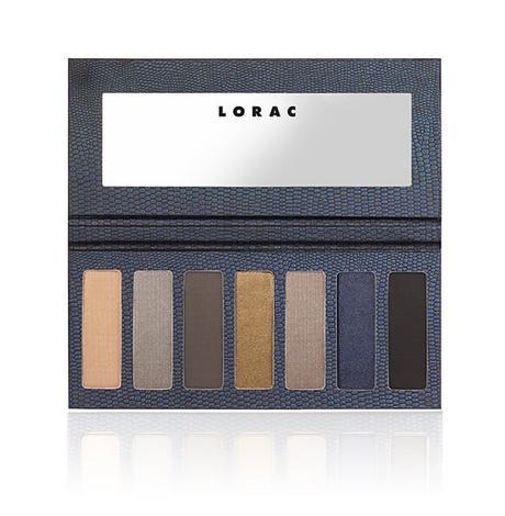 LORAC The Skinny Eyeshadow Palette Navy
