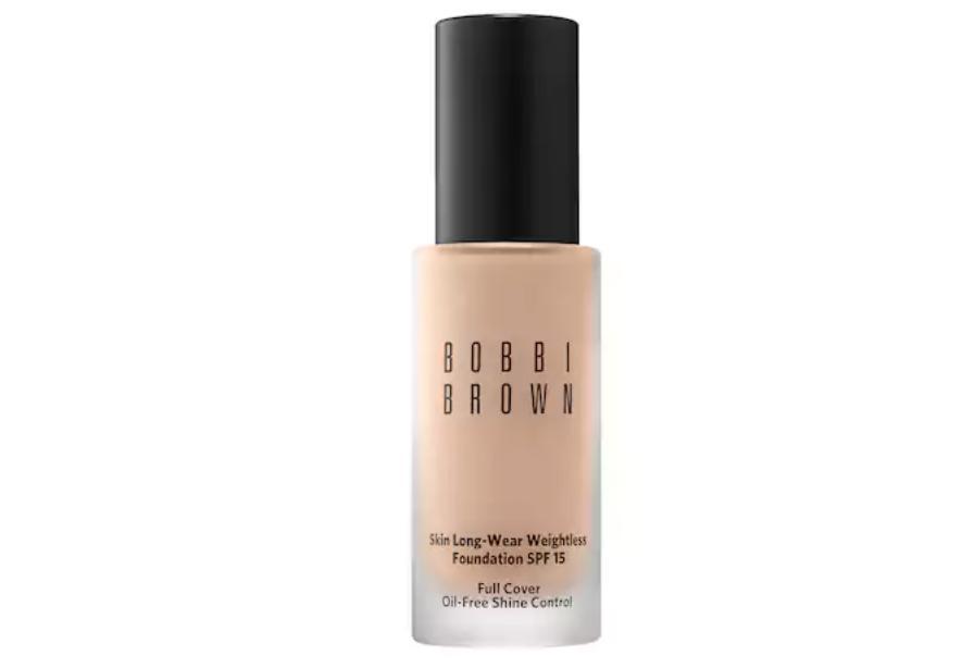Bobbi Brown Skin Long-Wear Weightless Foundation SPF15 Beige 3