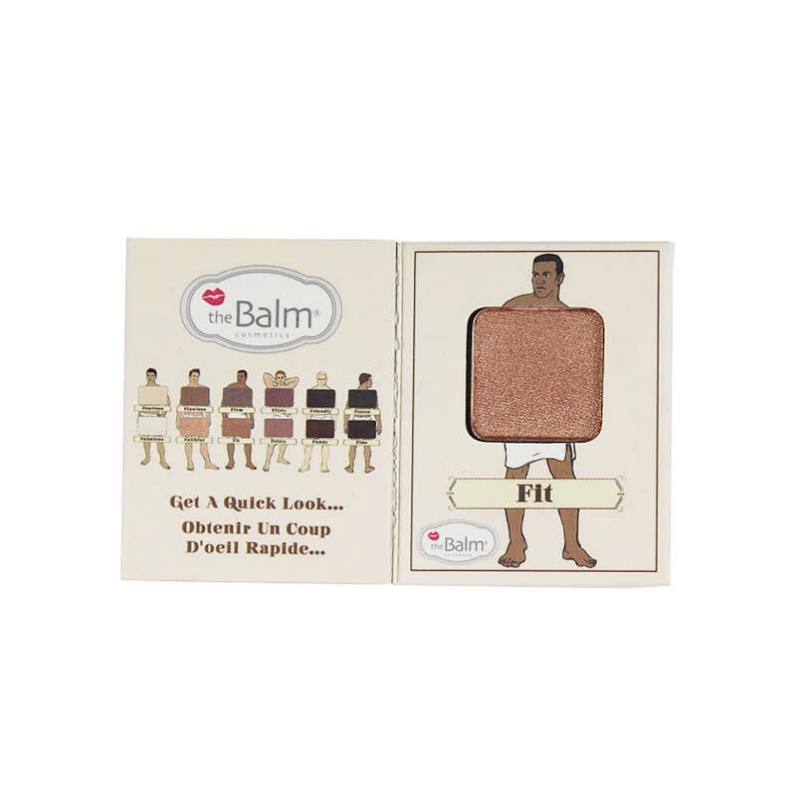 The Balm Nude Dude Eyeshadow Single Fit
