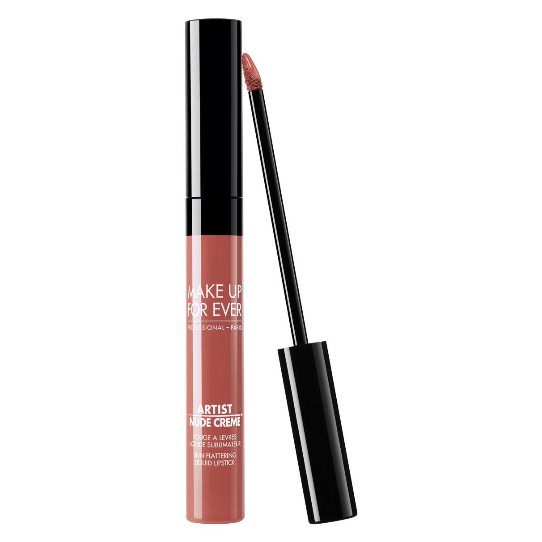 Makeup Forever Artist Nude Creme Liquid Lipstick Smolder 07