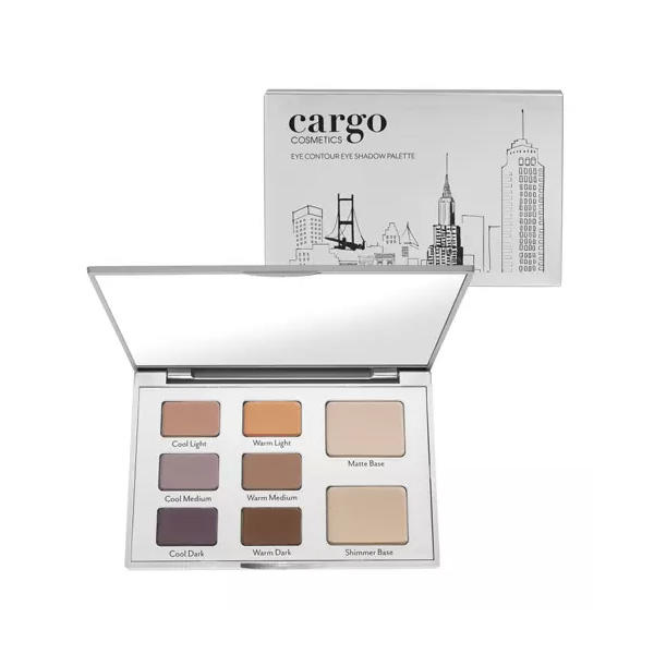 Cargo Eye Contour Eyeshadow Palette 03