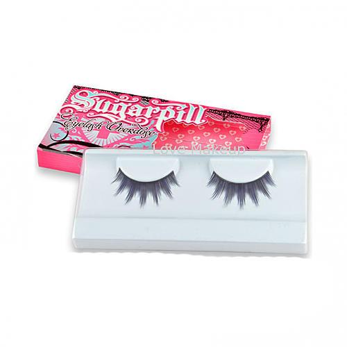 Sugarpill Eyelash Overdose False Lashes Stormy