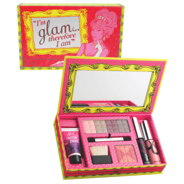 Therefore I Am Life Of The Party Makeup Kit | Glambot.com - Best deals on Benefit cosmetics