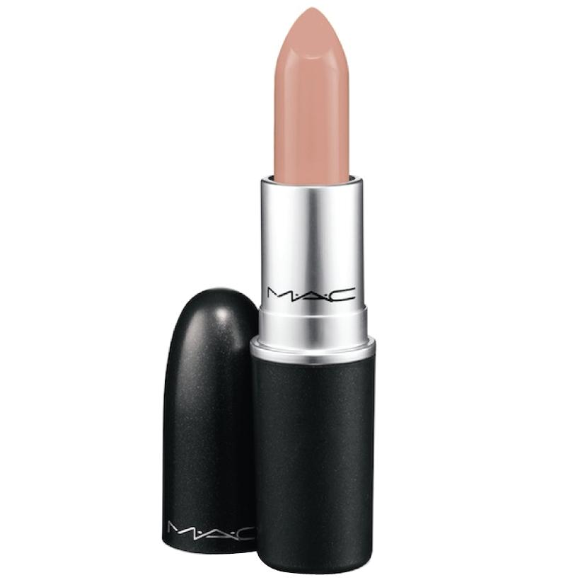 MAC Lipstick Ruffian Naked