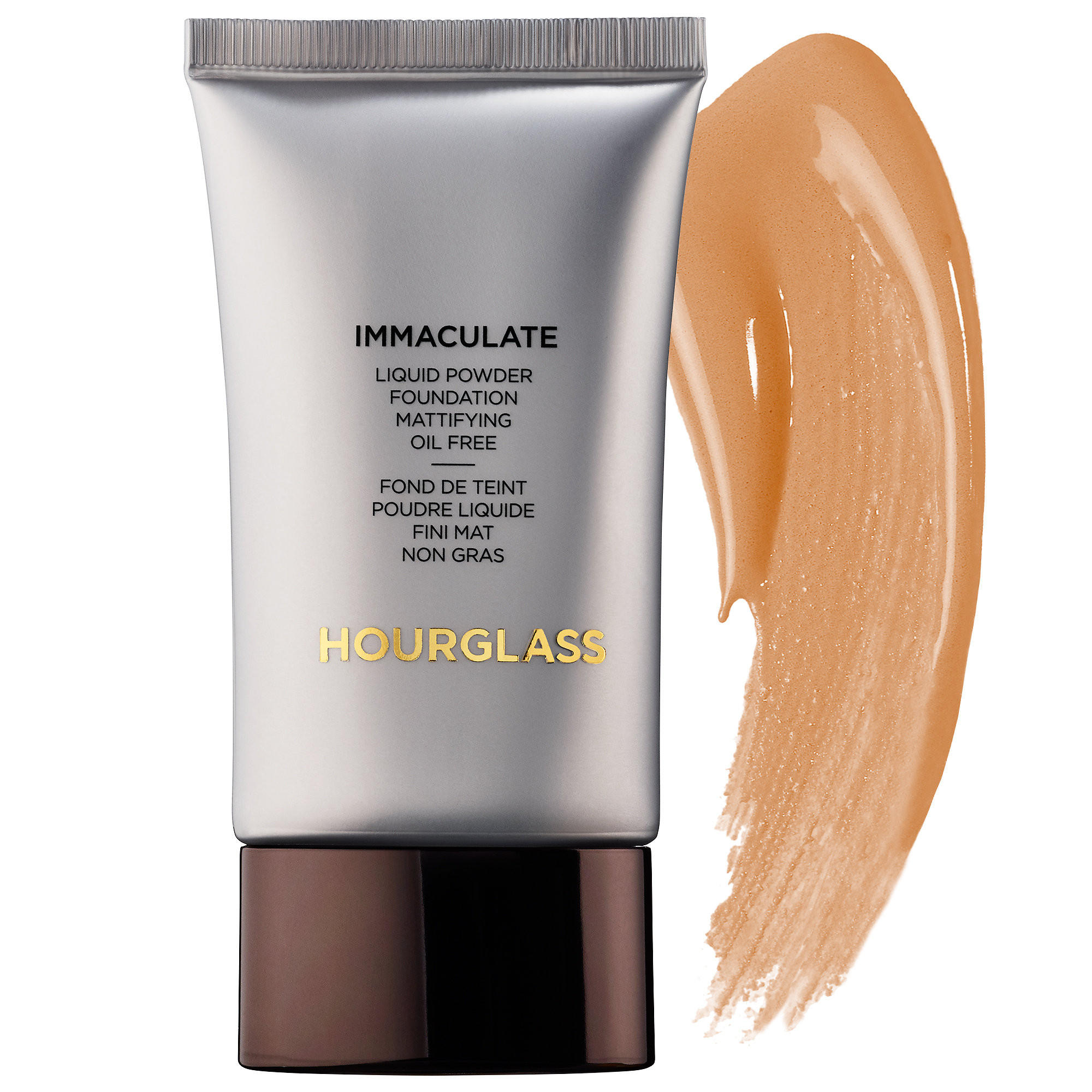 Hourglass Immaculate Liquid Powder Foundation Oil-Free Honey