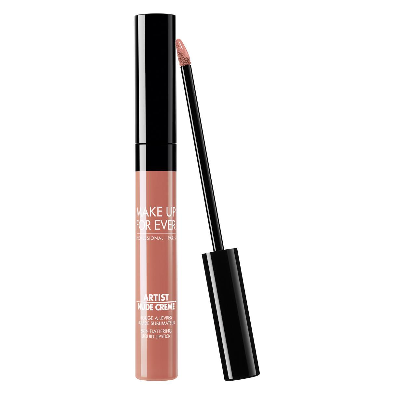 Makeup Forever Artist Nude Creme Liquid Lipstick Nude 01