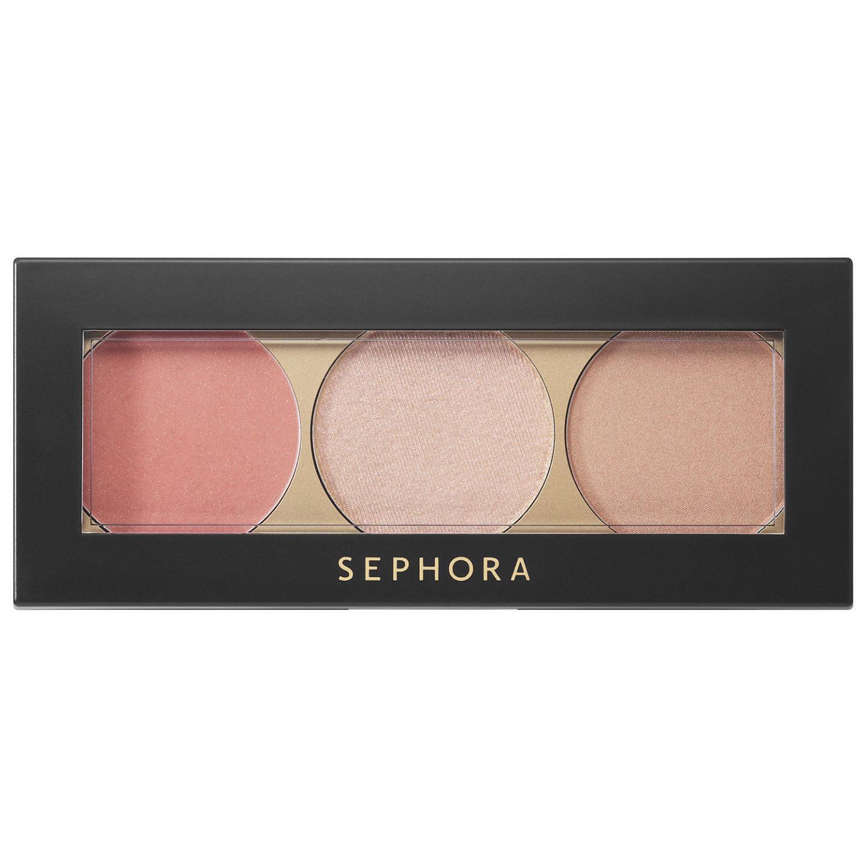 Sephora Trio Face Palette Untamed