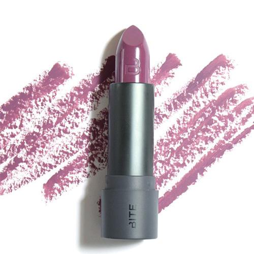 Bite Beauty Luminous Creme Lipstick Mauvember
