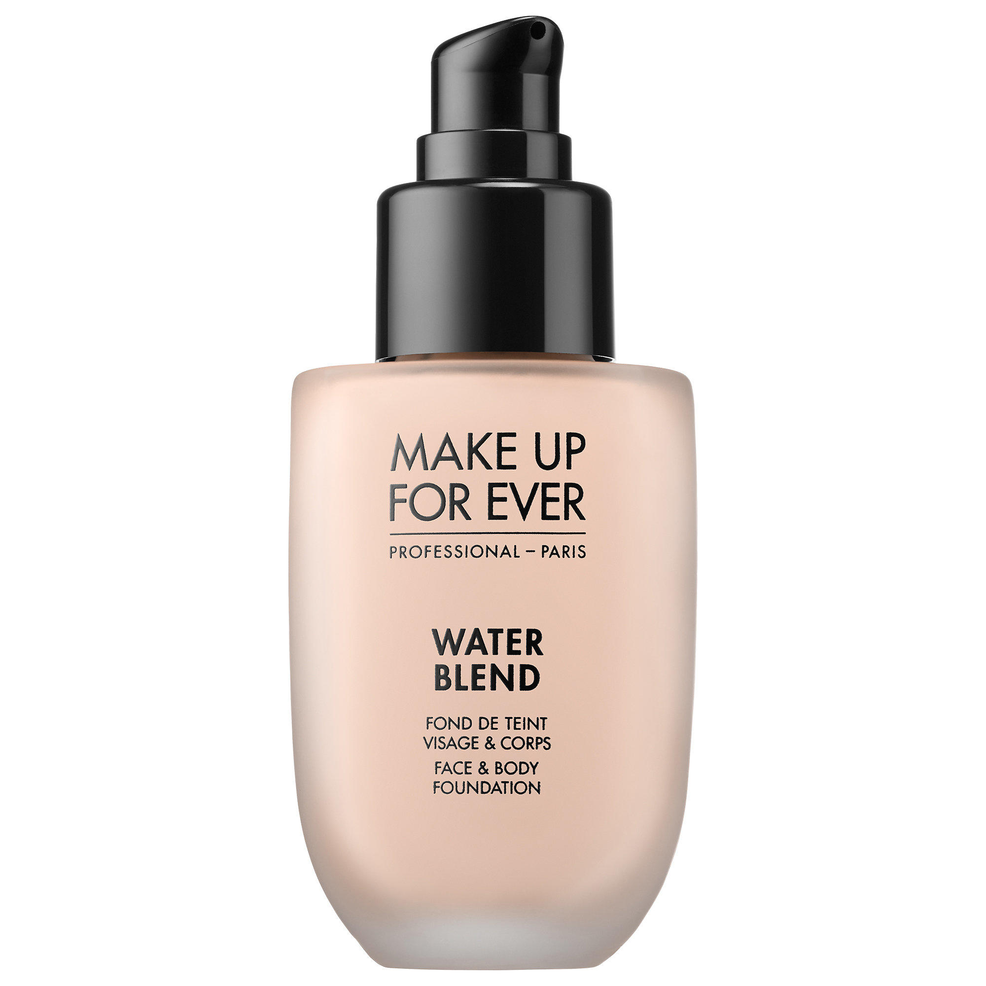 Makeup Forever Water Blend Face & Body Foundation Marble Y225