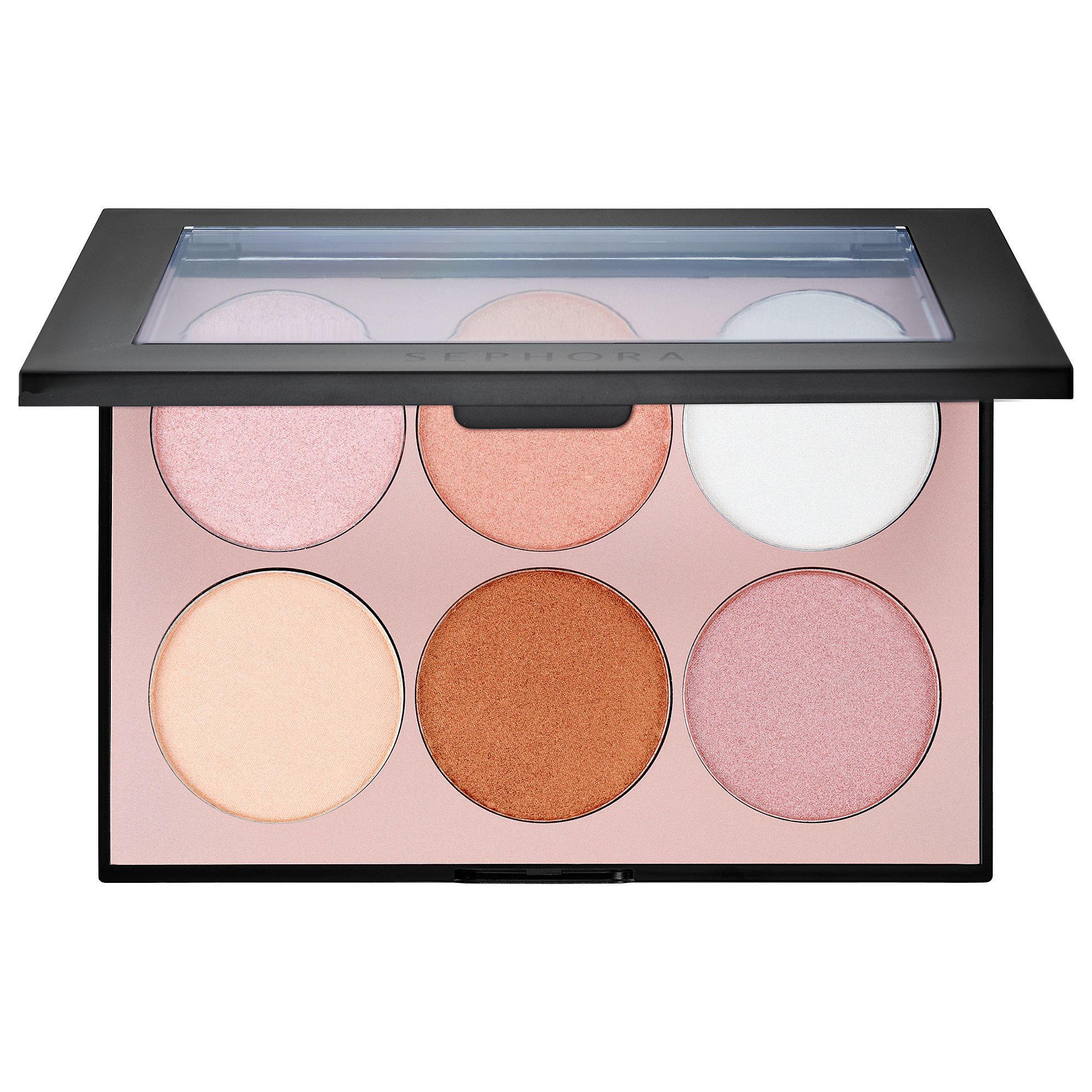 Sephora Illuminate Luminizing Palette