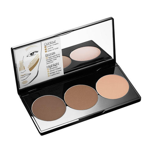 Smashbox Contour Face Palette Light/Medium