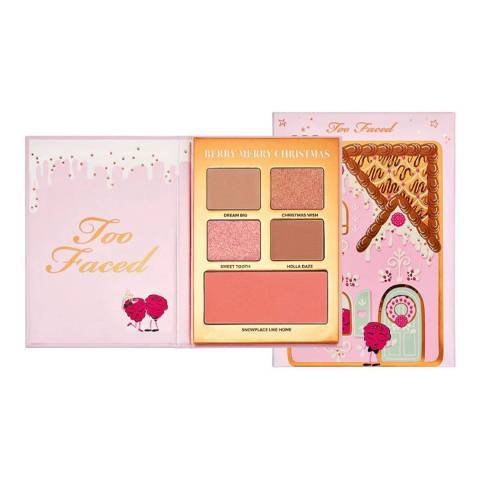 Too Faced Berry Merry Christmas Palette