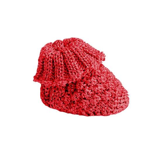 Artis Brush Slipper Red Size 2