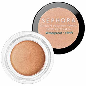 Sephora Velvet Eyeshadow Waterproof Sweet Champagne 03