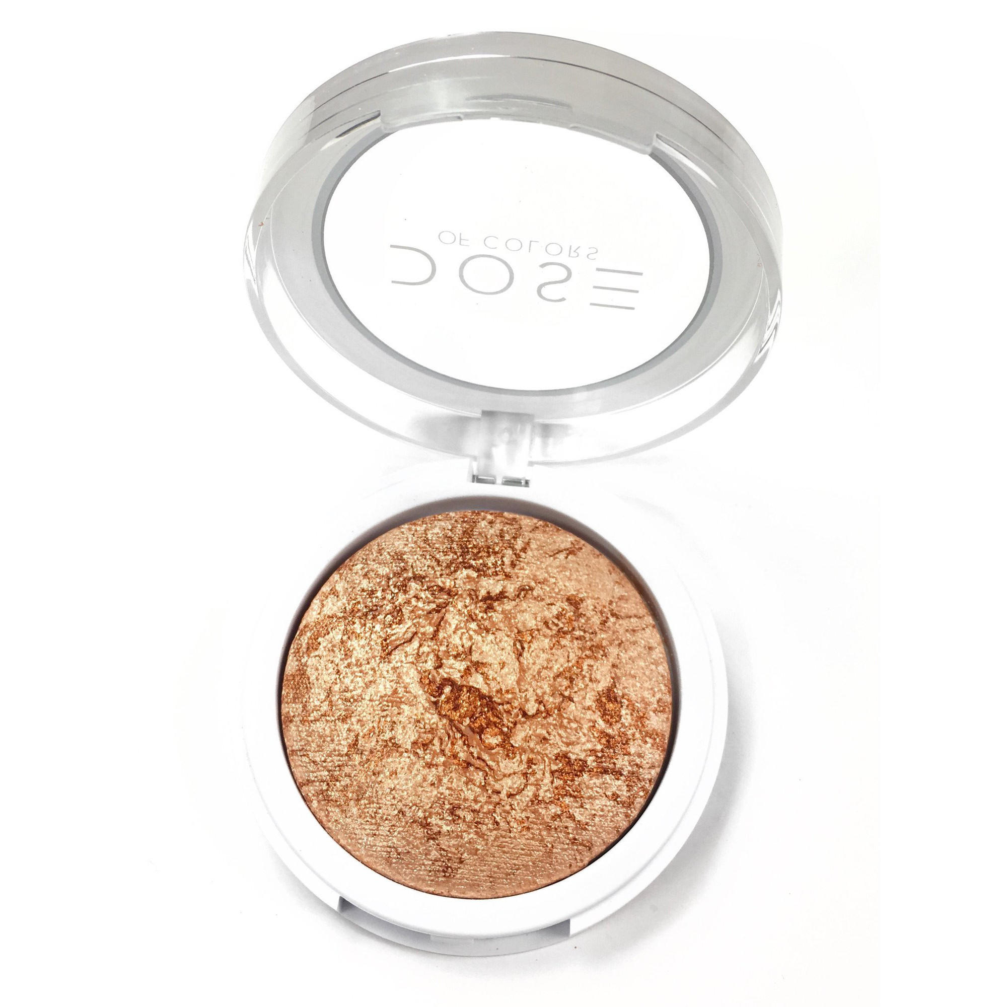 Dose Of Colors Baked Highlighter Sunkissed