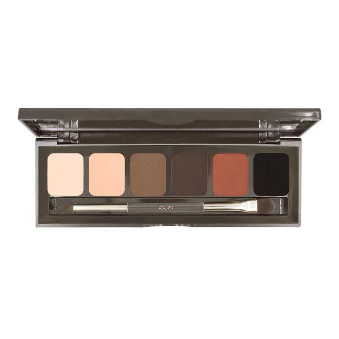 Jouer Essential Jet-Set Eyeshadow Palette