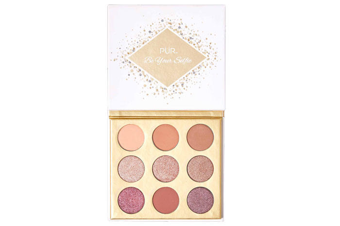 PUR Be Your Selfie Eyeshadow Palette