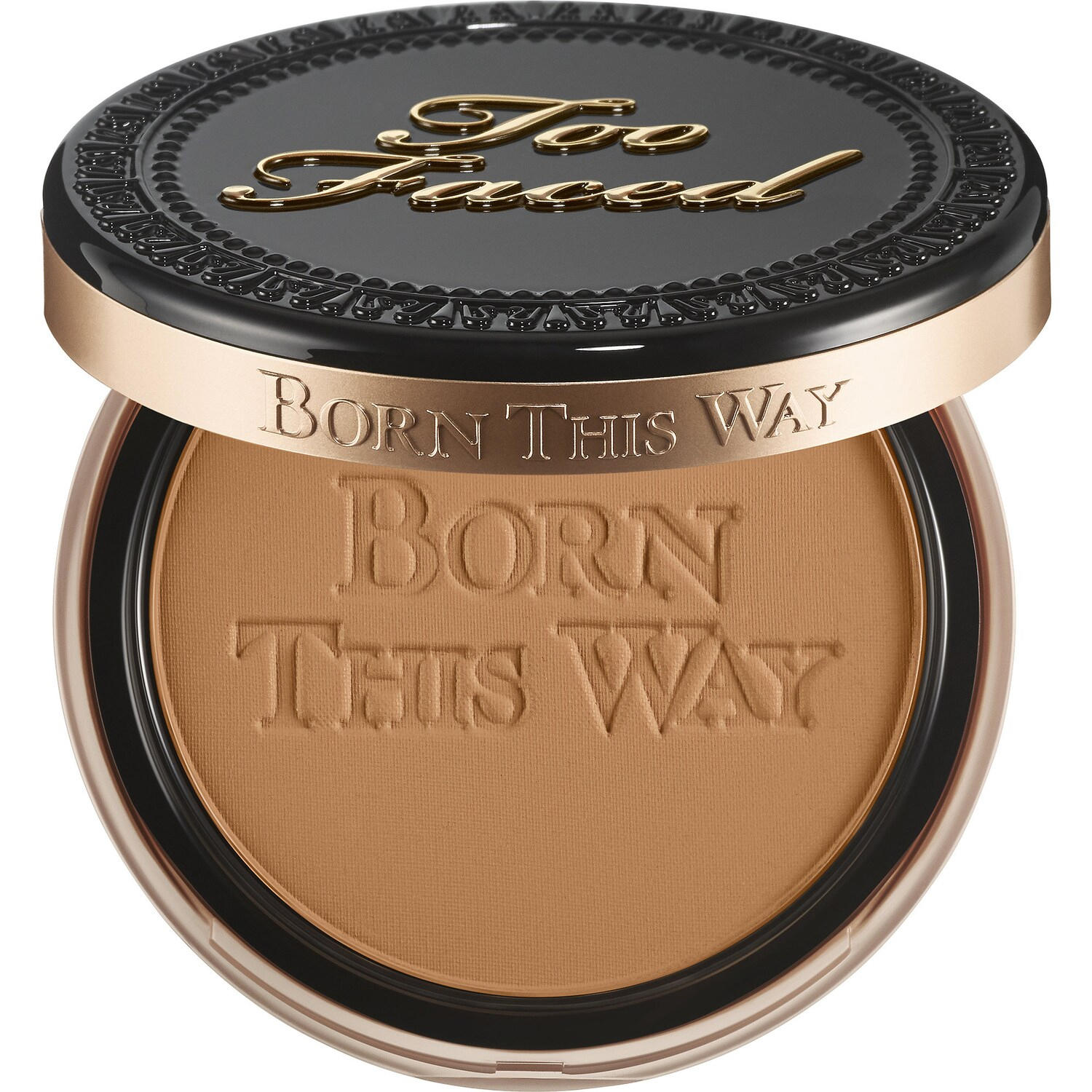 Too Faced Born This Way Multi-Use Complexion Powder Mocha