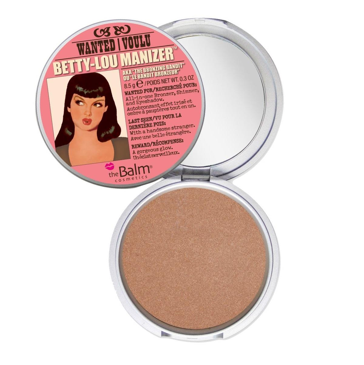 The Balm Bronzing Pressed Powder Betty-Lou Manizer