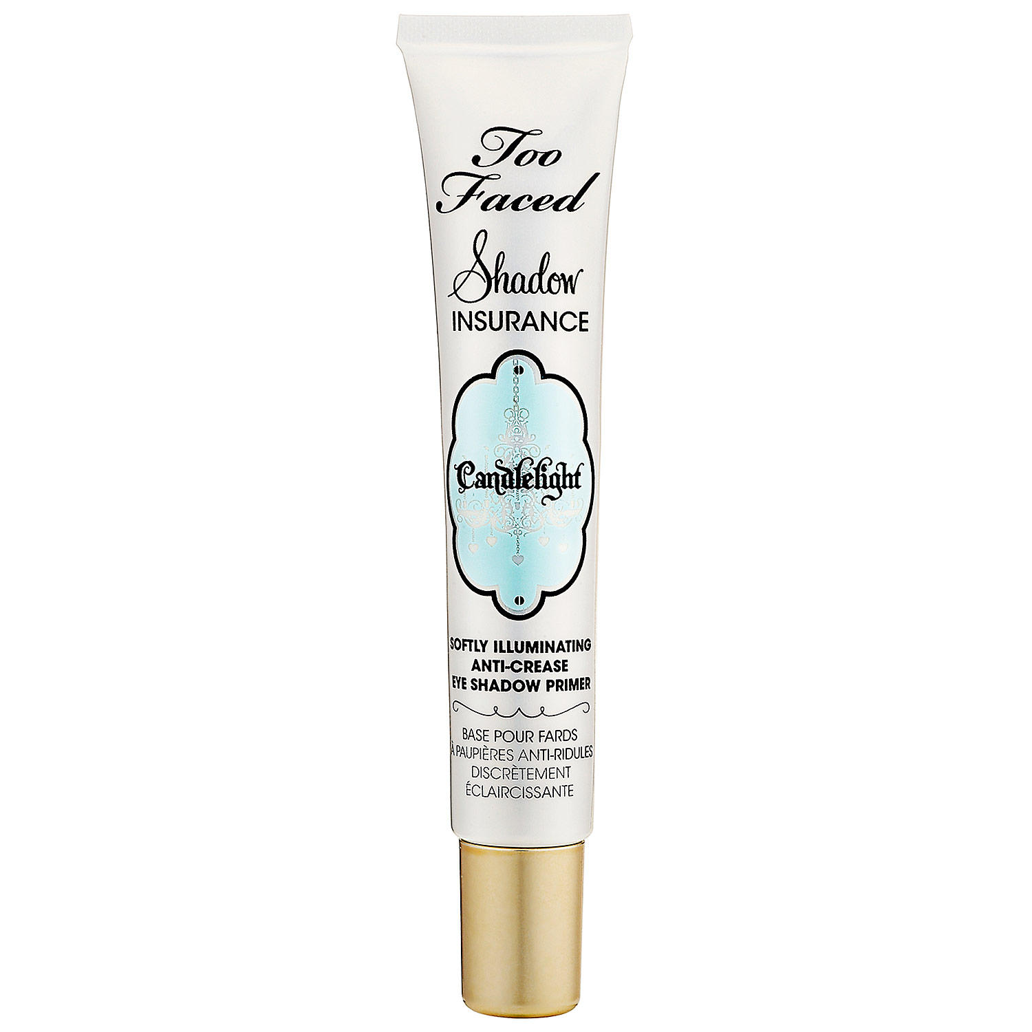 Too Faced Shadow Insurance Anti-Crease Eyeshadow Primer Candlelight