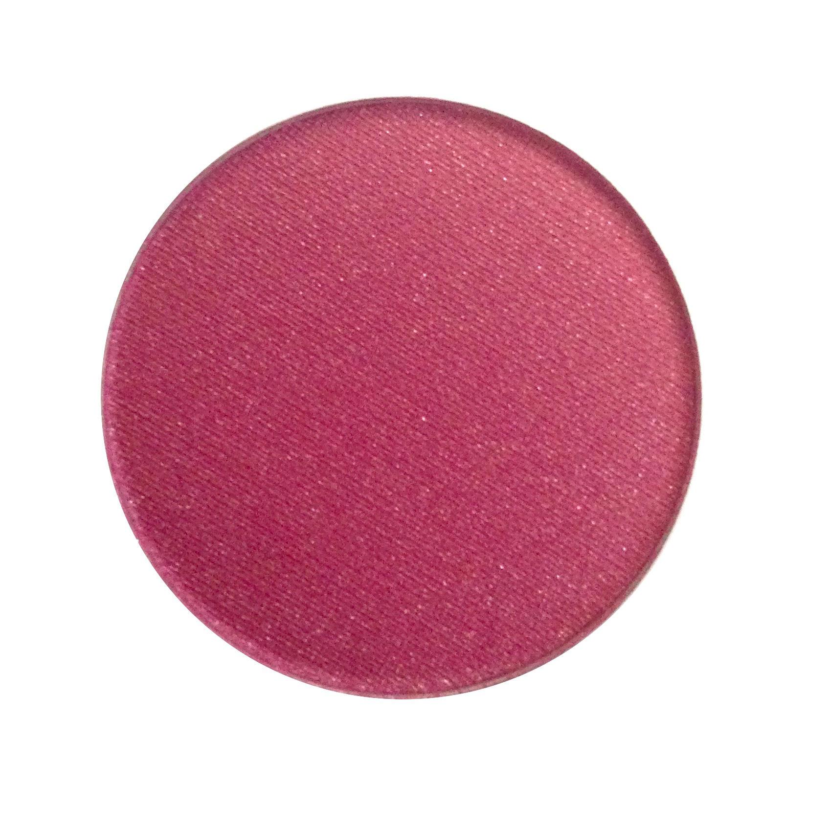 Inglot Round Eyeshadow Refill Raspberry Glimmer AMC 74
