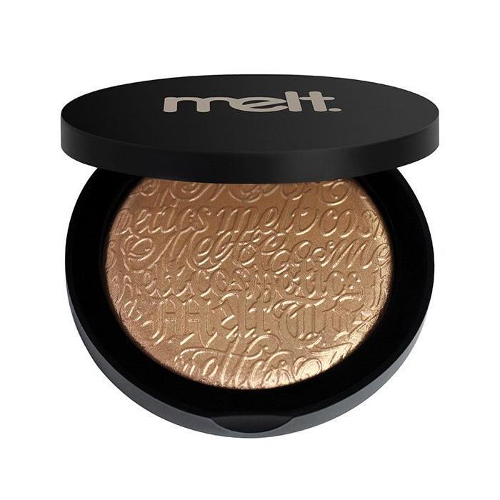 Melt Digital Dust Highlight/Bronzer Gold Ore