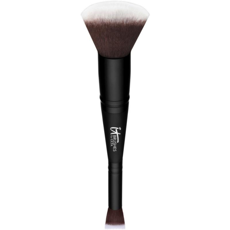 IT Cosmetics Airbrush Dual-Ended Flawless Complexion Brush 132