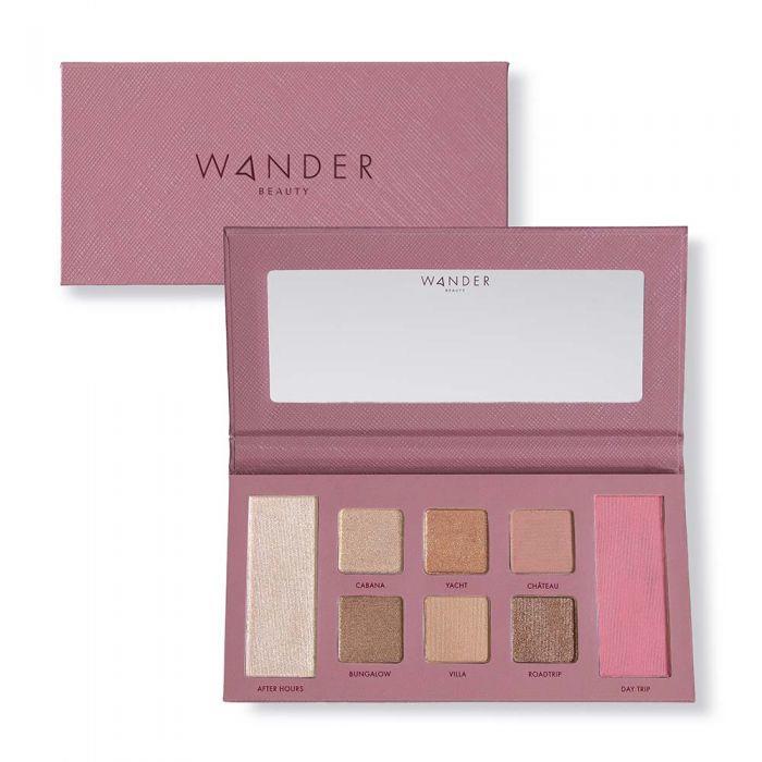 Wander Beauty Getaway Eye And Face Palette