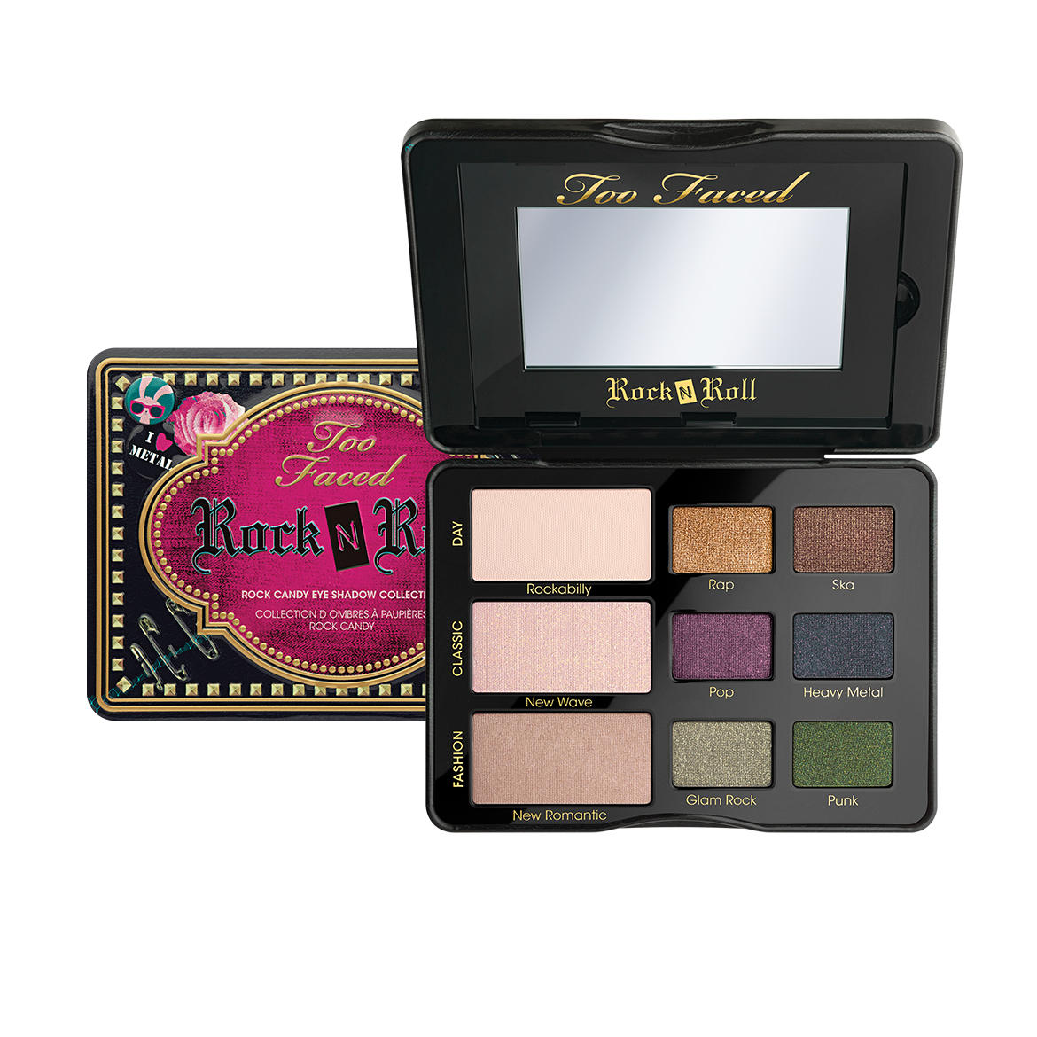 Too Faced Rock n' Roll Palette