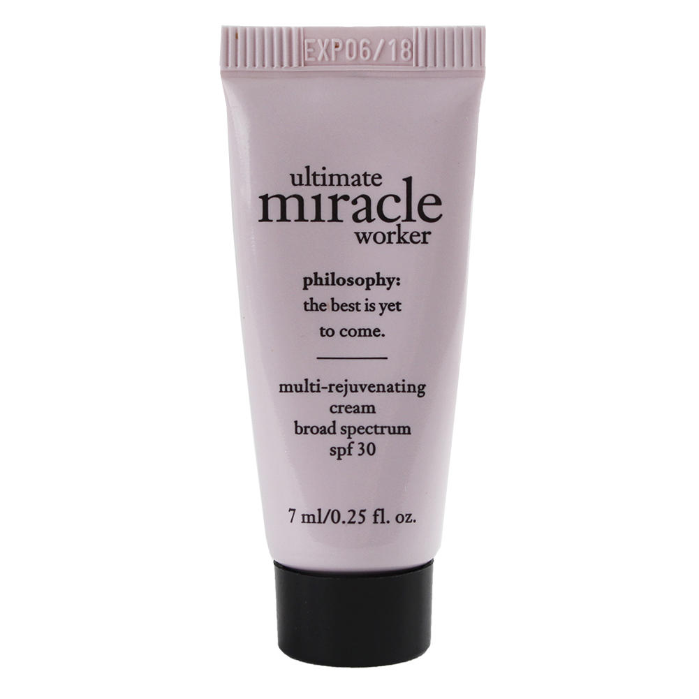 Philosophy Ultimate Miracle Worker Multi-Rejuvenating Cream Mini