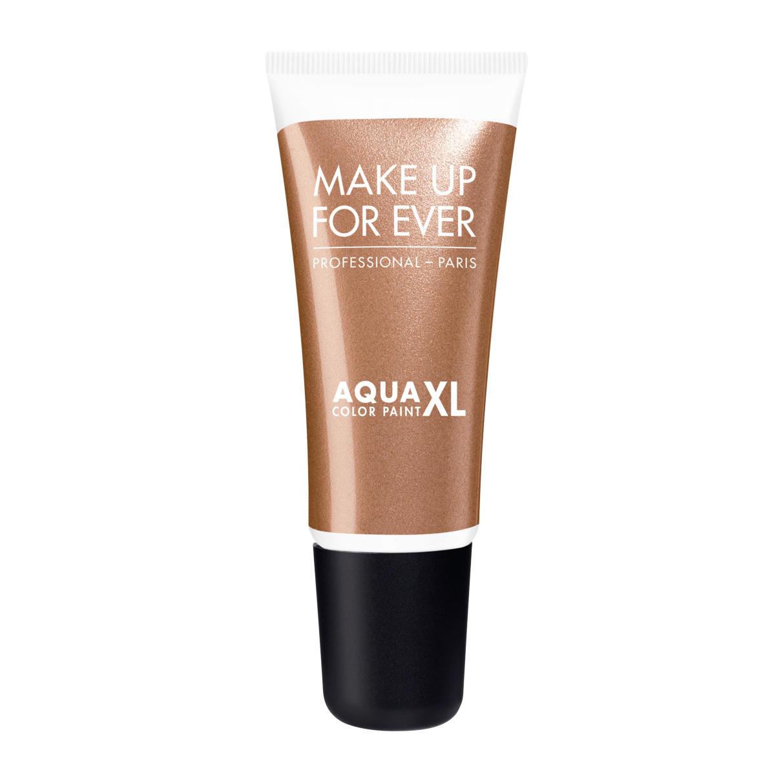 Makeup Forever Aqua XL Color Paint Iridescent Copper Gold I-42