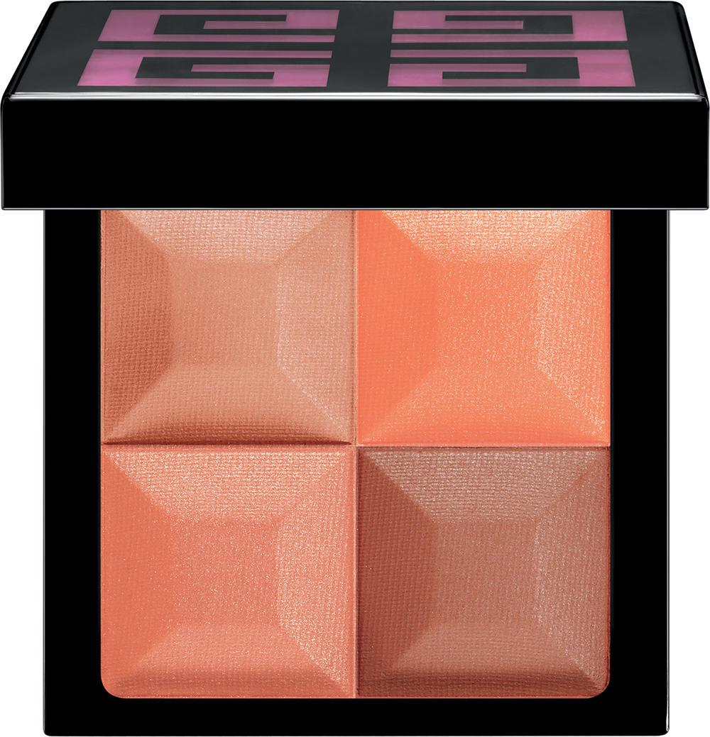 Givenchy Le Prisme Blush In Vogue Orange 25