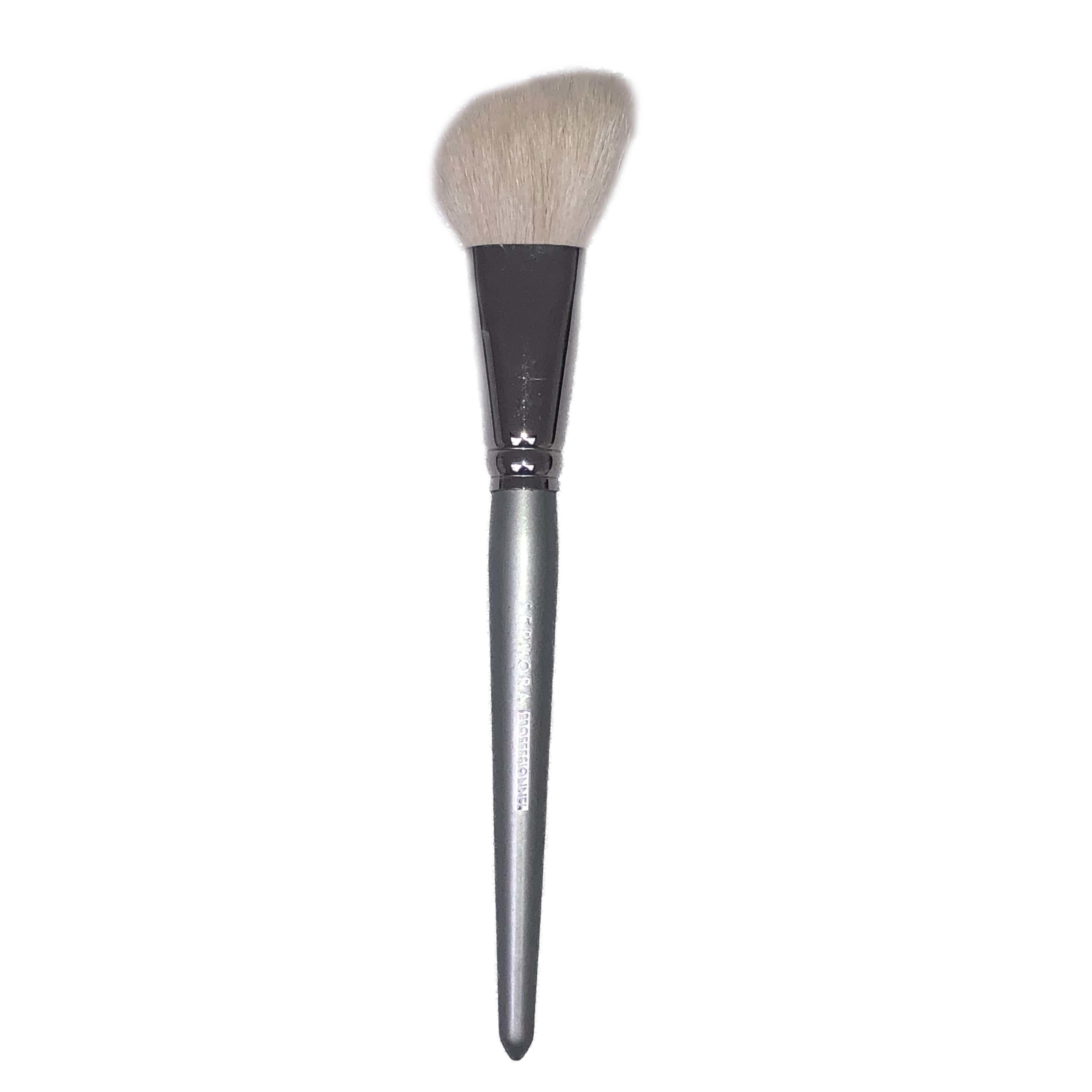 Sephora Large Angled Diffusing Face Brush Silver