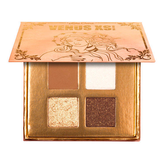 Lime Crime Venus XS Eyeshadow Palette Solid Gold
