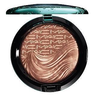 MAC Extra Dimension Bronzer Alluring Aquatic Collection Delphic