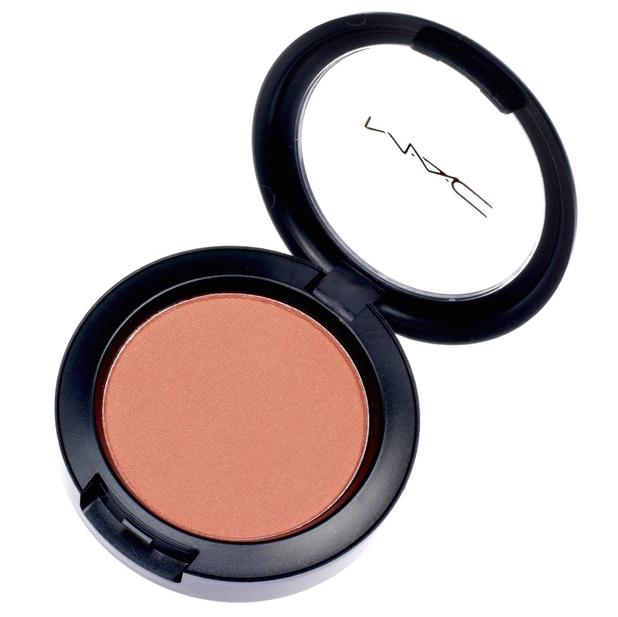 MAC Sheertone Shimmer Blush Peachtwist