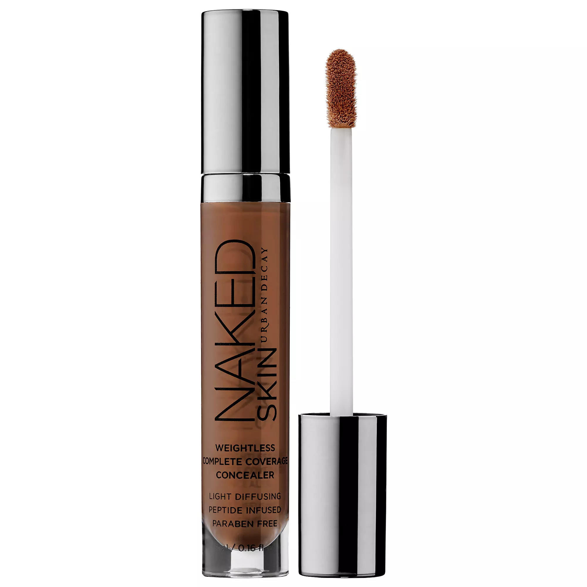 Urban Decay Naked Skin Weightless Complete Coverage Concealer Extra Deep Neutral