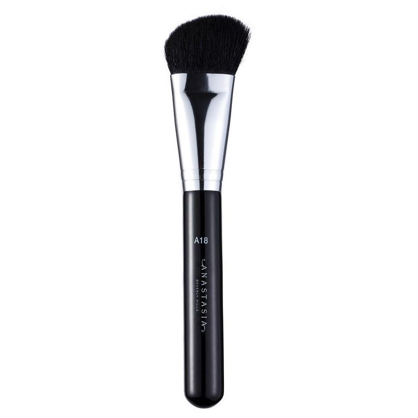 Anastasia Pro Brush Angled Chiseler Brush A18
