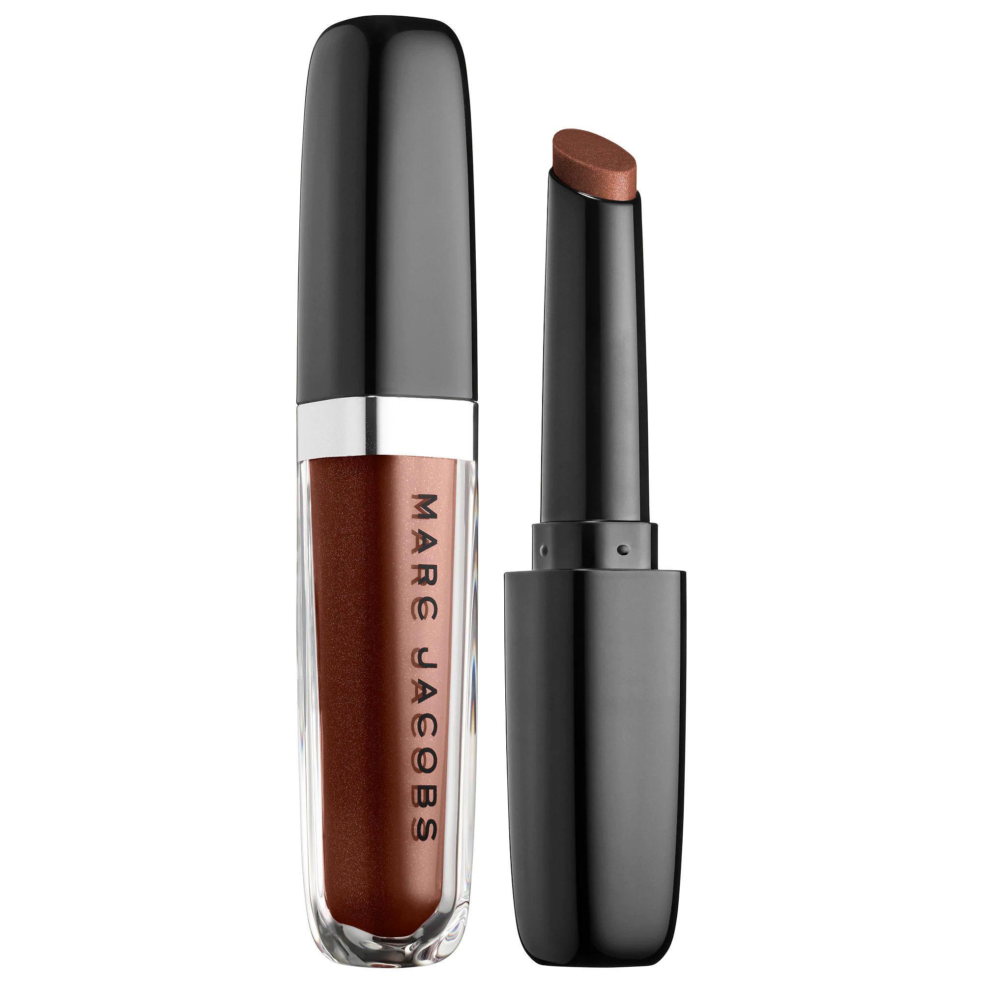 Marc Jacobs Enamored Hydrating Lip Gloss Stick Uh-Huh Honey 558