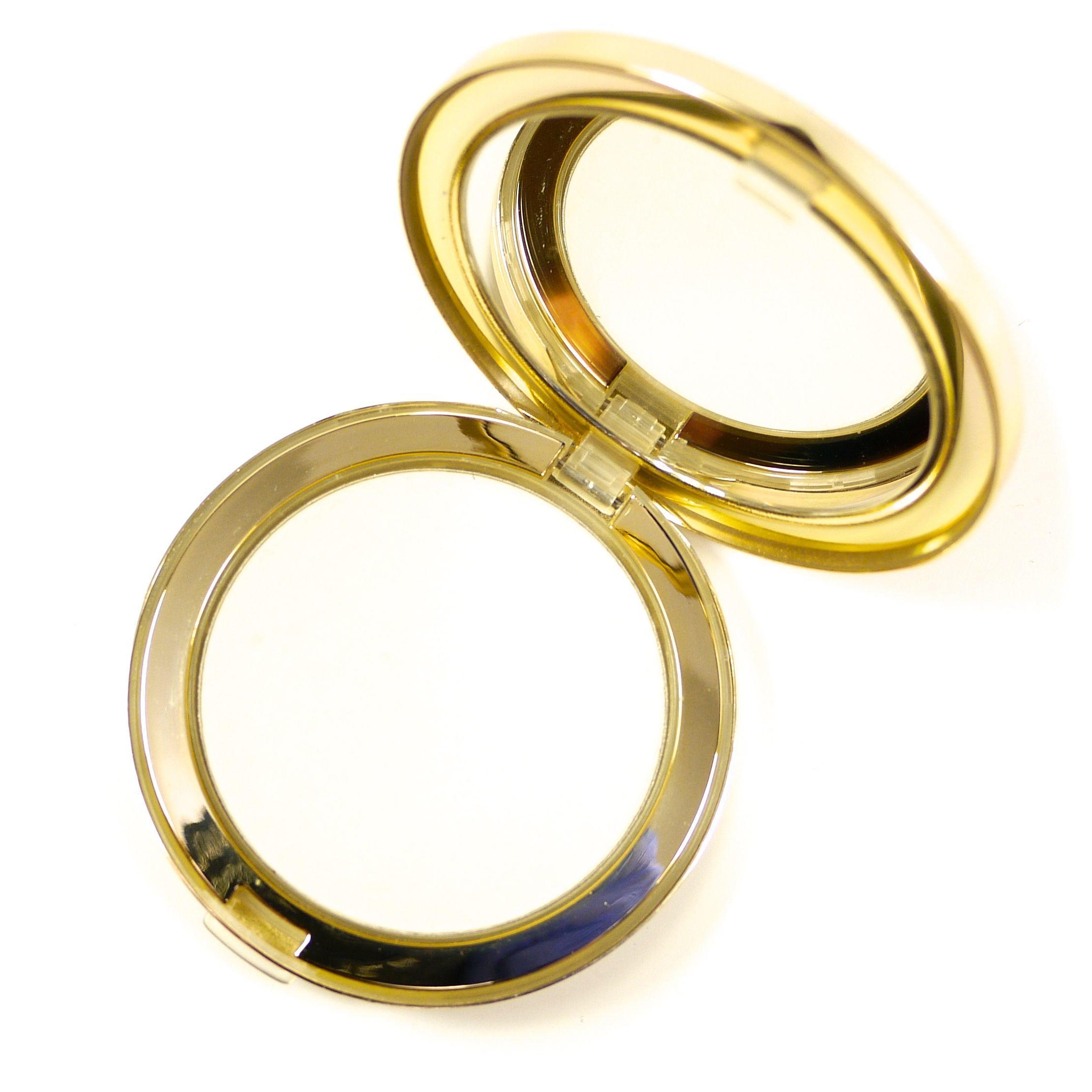 Versace Pressed Highlighting Powder Light Gold